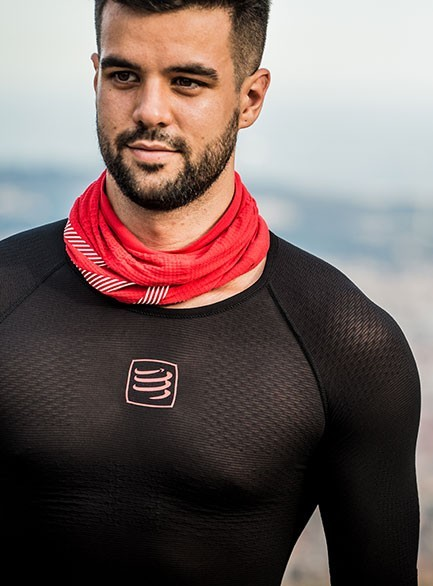 Футболка Compressport 3D Thermo Shirt SS