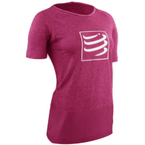 Футболка женская Compressport Training T-shirt
