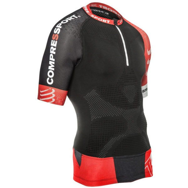 Футболка Compressport Trail Shirt SS V2