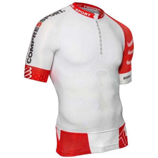 Футболка Compressport Trail Shirt SS V2