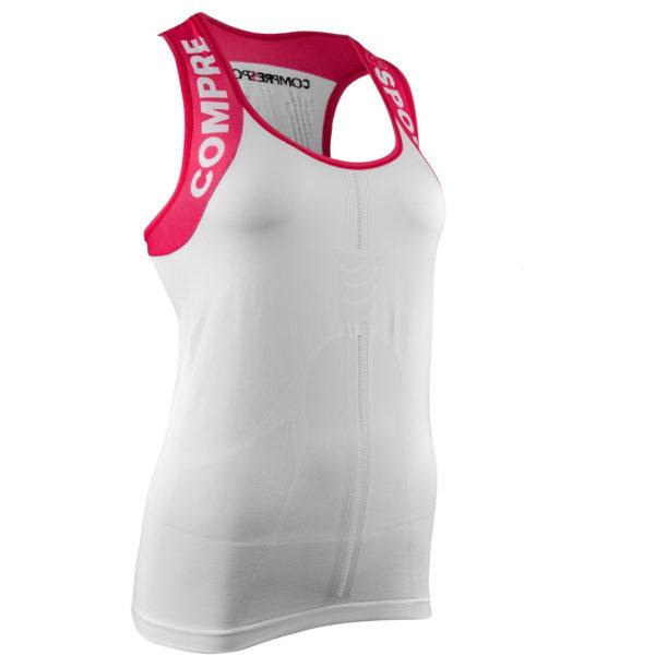 Майка для бега женская Compressport Trail Shirt Tank V2