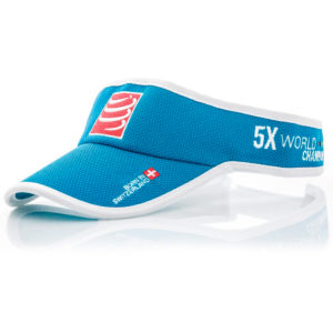 Козырек Compressport Visor cap с липучкой