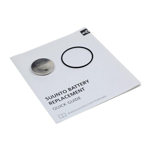 Набор д/замены батарейки Suunto ELEMENTUM BATTERY KIT