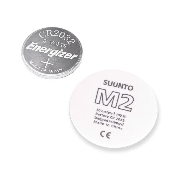 Набор д/замены батарейки Suunto M2 WHITE BATTERY REPLACEMENT KIT
