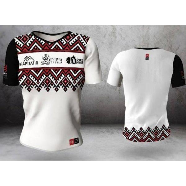 Футболка женская Compressport Karpatia Training T-shirt