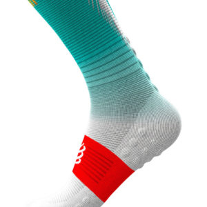 Гольфы компрессионные Compressport Kona 2019 Full Socks Oxygen
