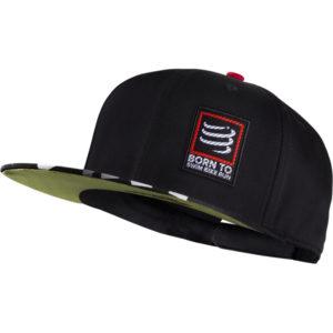 Кепка Compressport SwimBikeRun Flap Cap