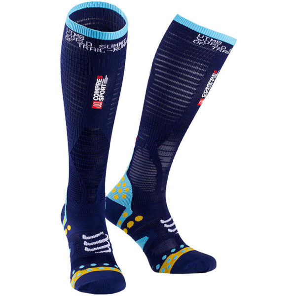 Гольфы Compressport UTMB 2017 Full Socks Ultra Light Racing
