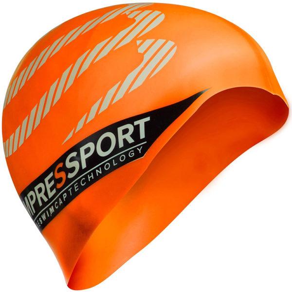 Шапочка для плаванья Compressport Swimming Cap