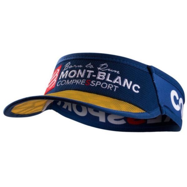 Козырек Compressport Mont-Blanc 2017 Spide Web Ultralight Visor