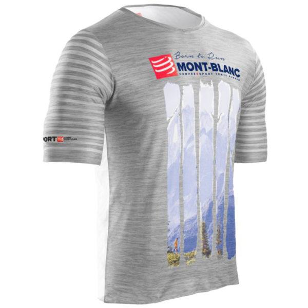 Футболка Compressport Mont Blanc 2017 Training T-shirt