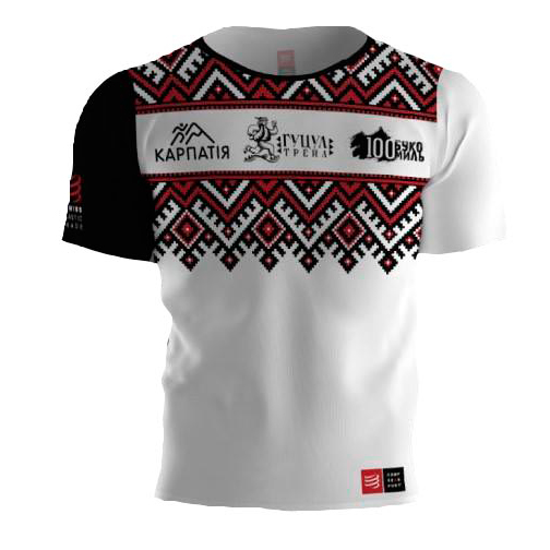 Футболка Compressport Karpatia Training T-shirt Karpatia