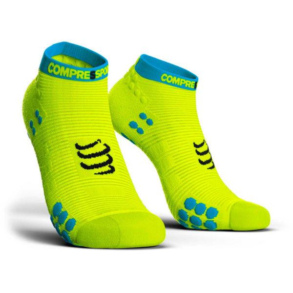 Носки компрессионные Compressport Pro Racing Socks V3.0. Low
