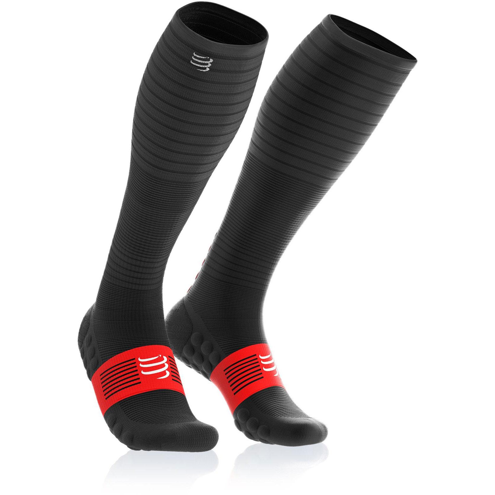 Гольфы компрессионные Compressport Full Socks Oxygen