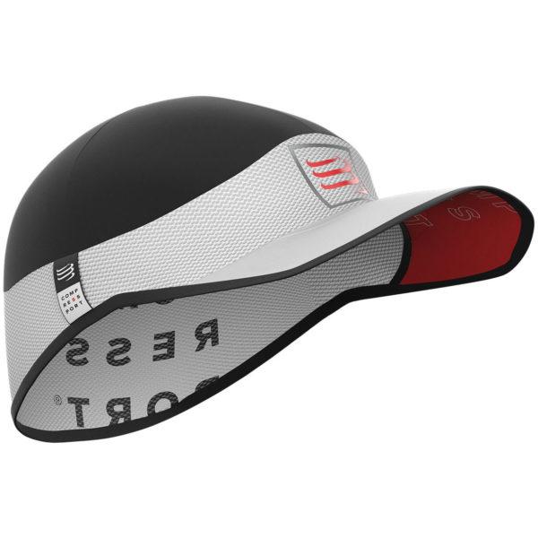 Кепка Compressport Pro Racing Ultra Light Cap