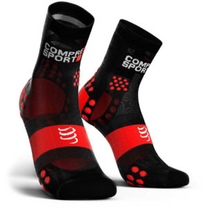 Носки компрессионные Compressport Pro Racing Socks V3.0. Ultralight Run High