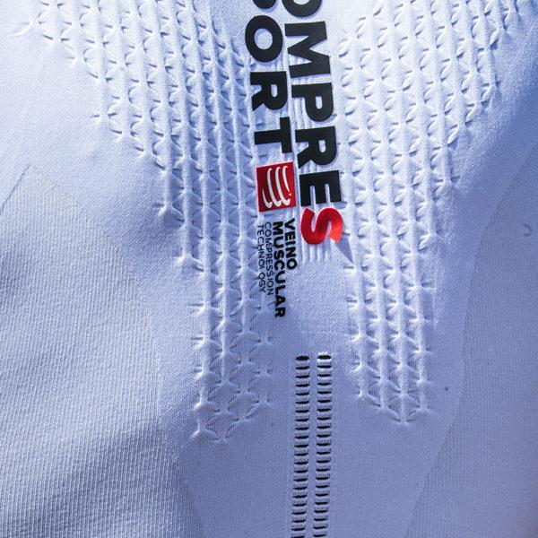 Стартовый костюм для триатлона Compressport TR3 AERO TRISUIT MAN