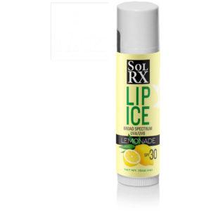 Защита для губ SolRx Lip Ice SPF 30
