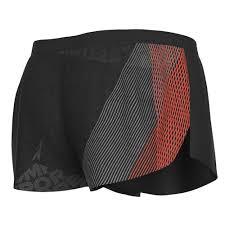 Шорты для бега Compressport Split Racing Shorts
