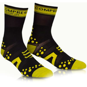 Носки компрессионные Compressport Pro Racing socks V2 Bike HI