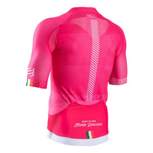 Велоджерси Compressport Cycling Shirt Born To Ride