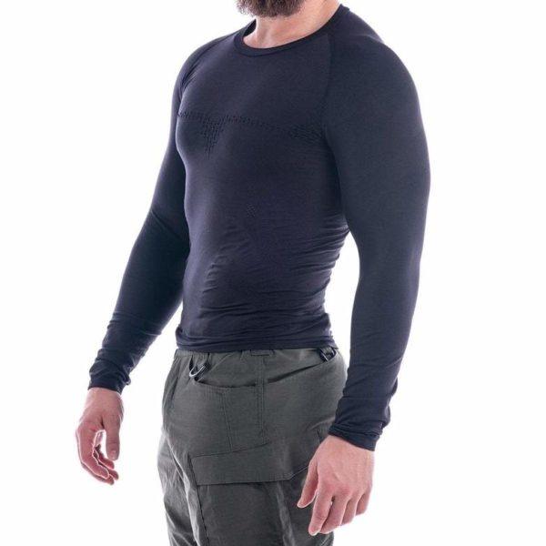 Кофта с длинным рукавом Compressport Legion Compression Shirt LS