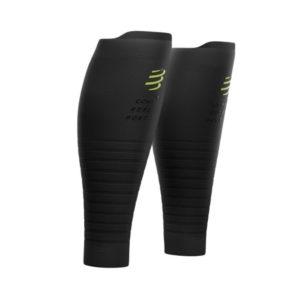 Компрессионные гетры Compressport R2 Oxygen Black Edition 2019