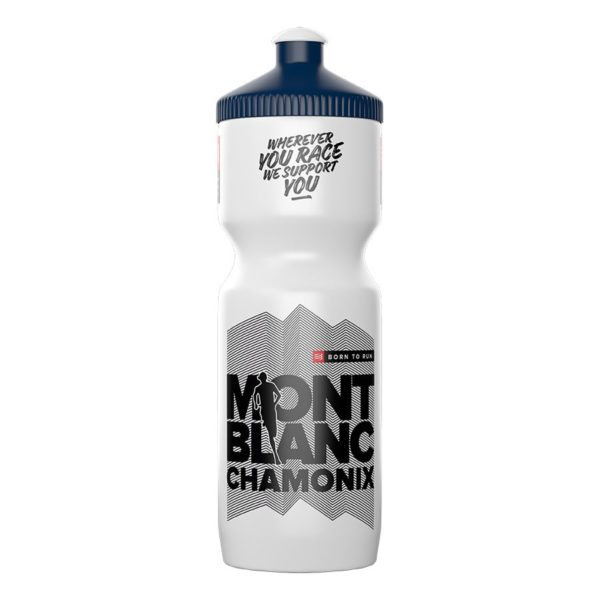 Велофляга Compressport Cycling Bottle Mont-Blanc