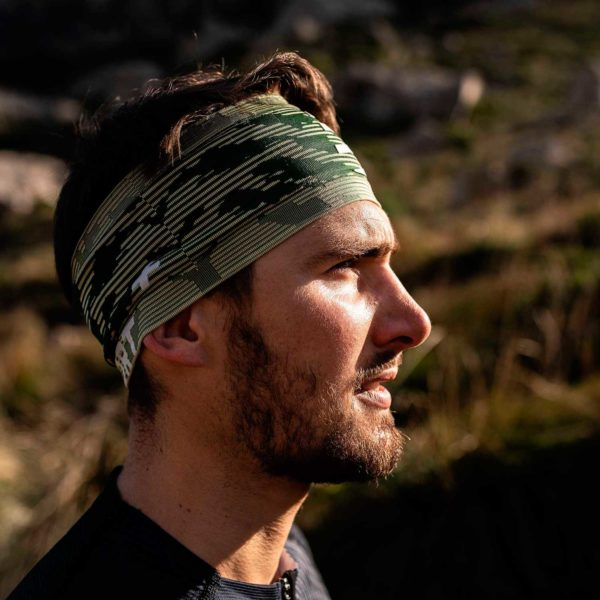 Повязка Compressport Headband On/Off, SS2021