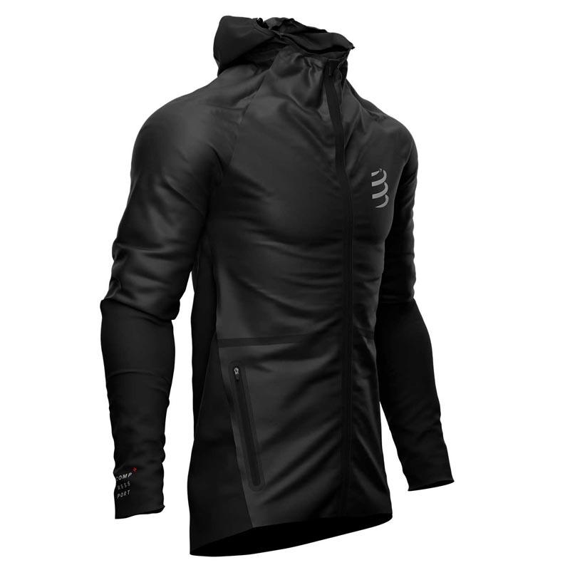 Куртка Compressport Waterproof Jacket 25/75