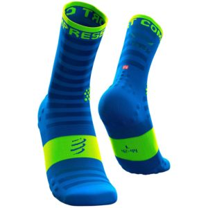 Носки компрессионные Compressport Pro Racing Socks V3.0 Ultralight Run High, SS2020