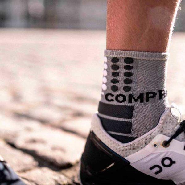 Носки компрессионные Compressport Shock Absorb Socks, SS2020