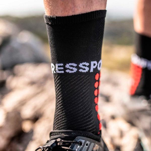 Носки компрессионные Compressport Ultra Trail Socks, SS2021