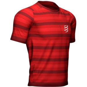 Футболка Compressport Performance SS Tshirt, Red