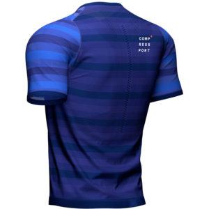 Футболка Compressport Racing SS Tshirt, Blue