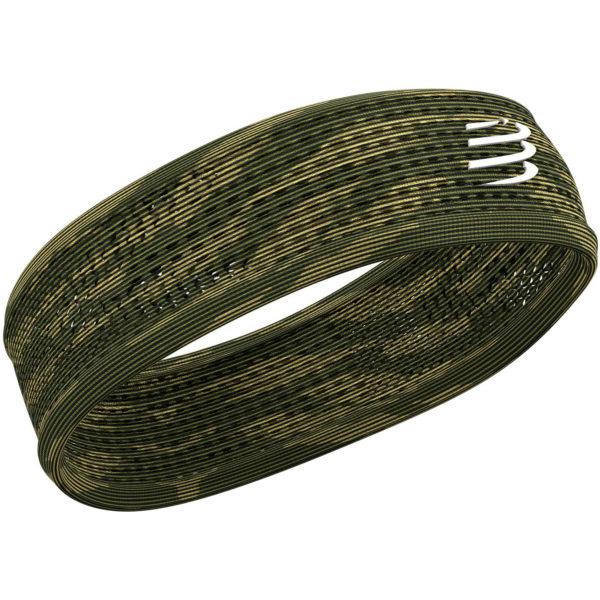 Повязка Compressport Thin Headband On/Off, SS2021