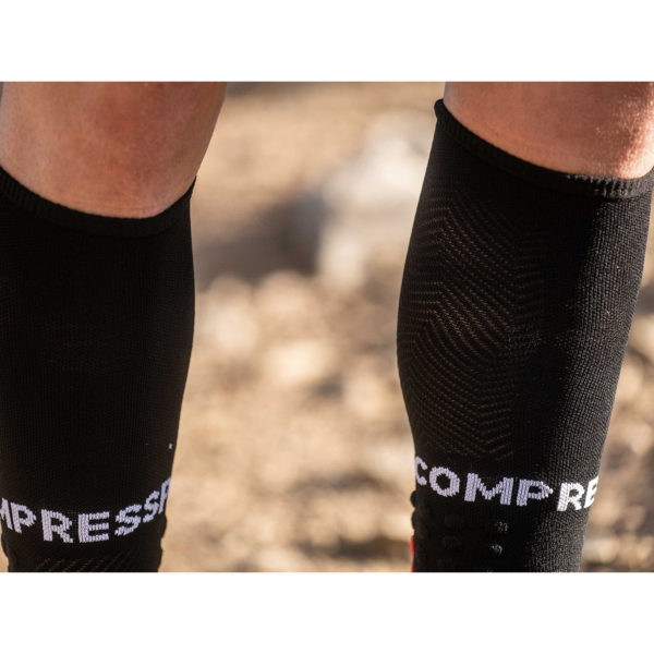 Гольфы компрессионные Compressport Full Socks Run, SS2020