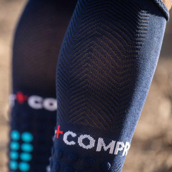 Гольфы компрессионные Compressport Full Socks Run, SS2020