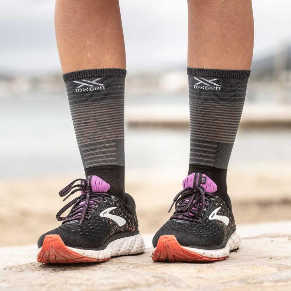Носки компрессионные Compressport Mid Compression Socks, SS2020