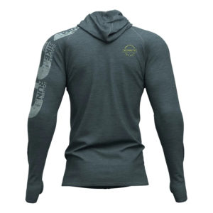 Худи Compressport 3D Thermo Seamless Hoodie - Born To SwimBikeRun 2019