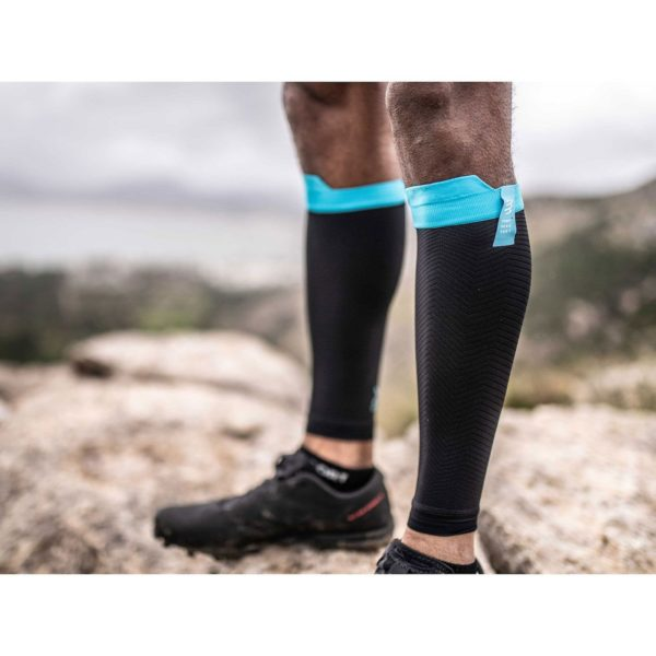 Компрессионные гетры Compressport Calf R2 Oxygen, SS2020