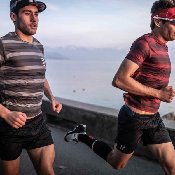 Шорты для бега Compressport Split Racing Shorts, SS2020