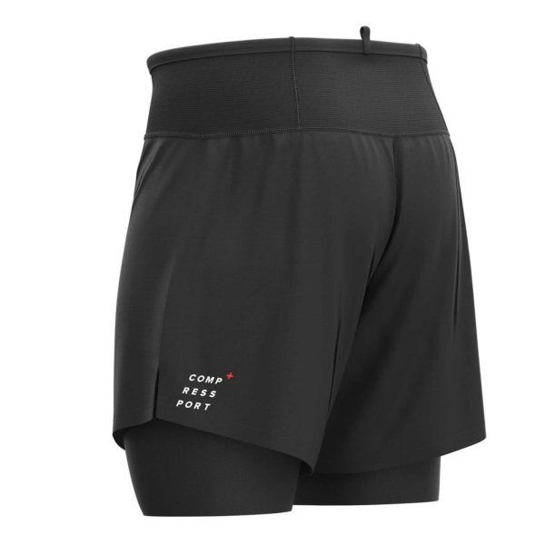 Шорты Compressport Trail 2-in-1 Short