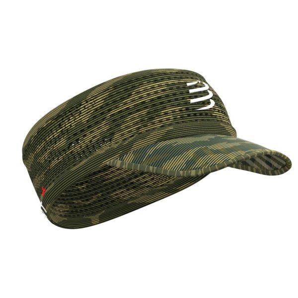 Повязка-козырек Compressport Spiderweb Headband On/Off, SS2020