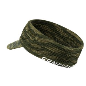 Повязка-козырек Compressport Spiderweb Headband On/Off, SS2021