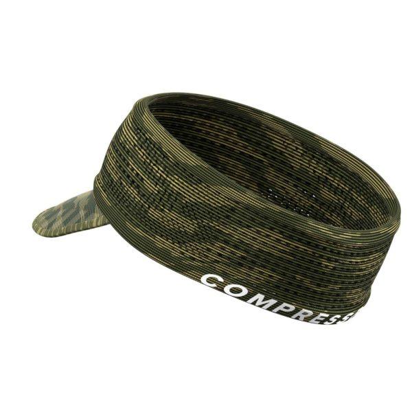 Повязка-козырек Compressport Spiderweb Headband On/Off, SS2021