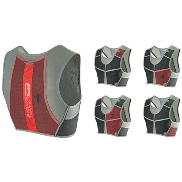 Рюкзак-жилет для бега Travel Extreme X-RUN