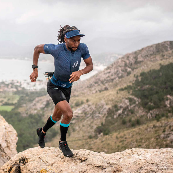 Футболка Compressport Trail Postural SS Top, SS2020