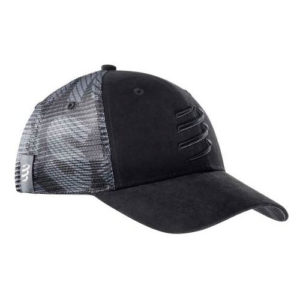 Кепка Compressport Trucker Cap - Black Edition 2020
