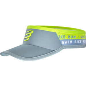 Козырек Compressport Visor Ultralight - Born To SwimBikeRun, SS2020